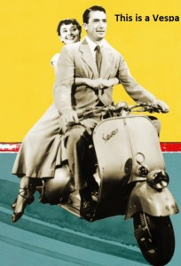 This is a vespa 3